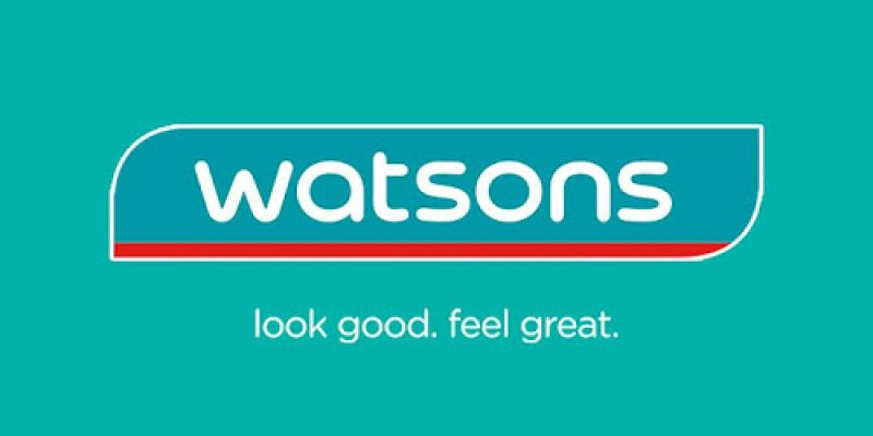 Watsons 7.7: Most Wanted Online Beauty Sale