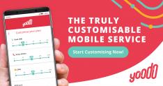 Yoodo: Download App and Register