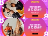 Zalora 8.8 Sale – Everything up to 80% Off