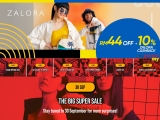 ZALORA Super September Sale x TNG – Get RM44 Off + 10% Cashback